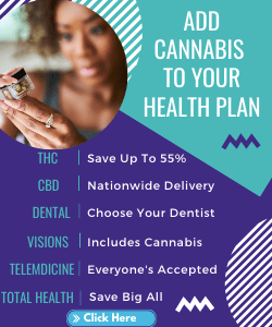 Get Cannabis In Your Health Plan